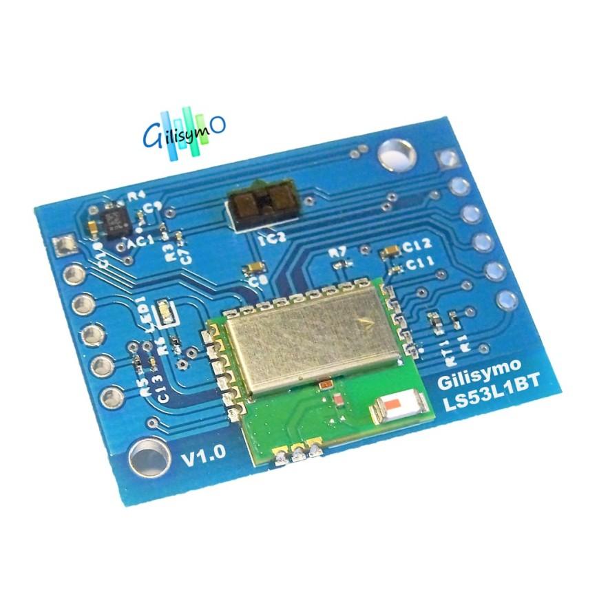 LS53L1BT Light Saber Bluetooth