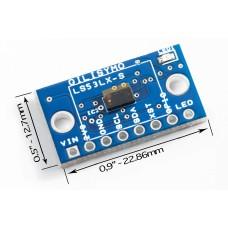 LS53LX-S-L3 Light Saber Sensor VL53L3CX