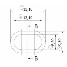 VL53L5 Coverglass